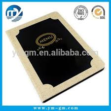 menu covers wholesale wholesale a4 leather restaurant menu covers with cheap price buy