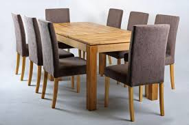 Square Dining Table 8 Chairs 8 Seater Dining Room Table 8 Seater Dining Table And Chairs