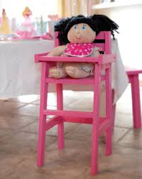 Wooden Doll High Chair Ana White Doll High Chair Diy Projects