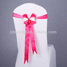 chair tie backs wholesale cheap new chair tie backs matte satin wedding chair