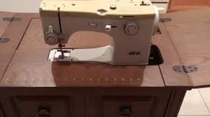 Sewing Machine Cabinets For Pfaff Elna Tsp 72c Sewing Machine Table Assembly Free Arm Cabinet Youtube
