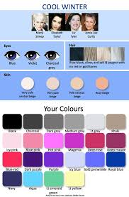 best hair color for deep winters which hair color is best for you comparing hair colors winter