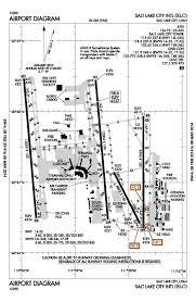 Slc Airport Map Salt Lake City Ut U2013 Oep Kslc Aviation Impact Reform