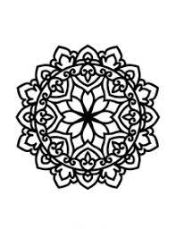 asian designs mandala happiness 4 asian designs coloring book