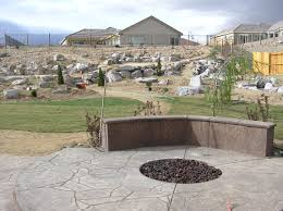 Horseshoe Pit Dimensions Backyard Construction Pictures Progress Steve Snedeker U0027s Landscaping And