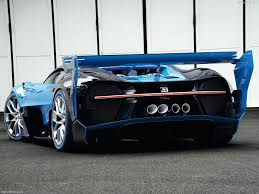 bugatti concept bugatti vision gran turismo concept 2015 pictures information