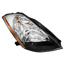nissan 350z xenon headlights autoandart com 03 05 nissan 350z new passengers hid headlight