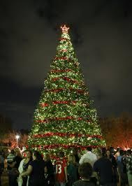 annual christmas tree lighting allen tx official website