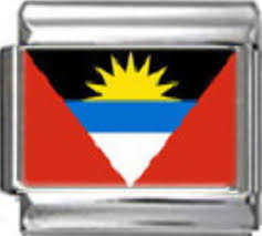Flag Of Antigua Flags Of The World