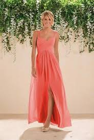 bridesmaid dresses coral best 25 bridesmaid dresses ideas on