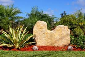 how to use rocks in your landscape hgtv