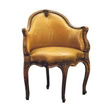 bureau louis xv fauteuil de bureau louis xv en hêtre sculpté et mouluré dossier