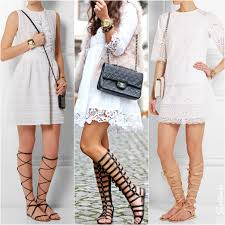 gladiator sandals how to wear knee high sandals