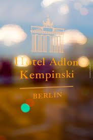 Esszimmer Adlon Das Adlon Kempinski Hotel Berlin Hotelbericht Eindruck