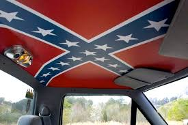 Ford Truck Upholstery Diy Confederate Flag Truck Headliners