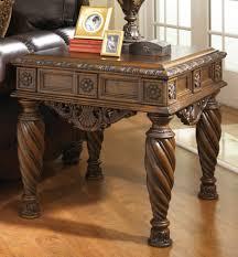 north shore sofa and loveseat buy ashley furniture t963 4 north shore sofa table