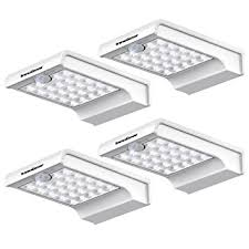 Motion Sensor Patio Light Innogear 24 Led Solar Lights Motion Sensor Wall Light Auto On