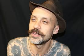 Superminimalist Tattooist Liam Sparkes
