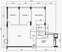 floor plans for pasir ris drive 6 hdb details srx property