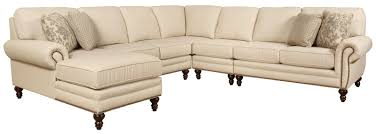 Left Sectional Sofa England Amix Seven Seat Sectional Sofa With Left Side Chaise
