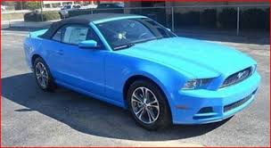 2014 blue mustang convertible 2014 grabber blue mustang convertible or 20 000