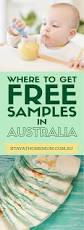 where to get free samples in australia