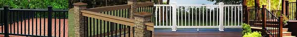Deck Handrail Home The Deck Store Online