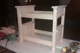 how to make a doll bunk bed out of wood home design ideas