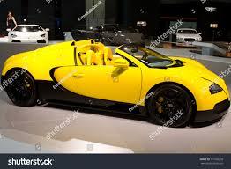 yellow bugatti istanbul november 03 bugatti veyron super stock photo 117656278