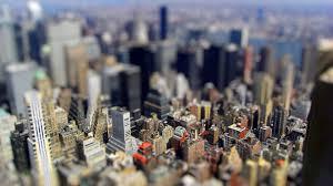 New York City Wallpapers For Your Desktop by 1920x1080 Tilt Shift New York City Desktop Pc And Mac Wallpaper