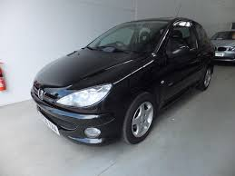 peugeot car models list used peugeot 206 2006 for sale motors co uk