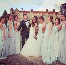 Anniversary Wishes For Husband U2013 Michelle Keegan Slips Back Into A Wedding Gown To Film Our