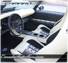 Tmi Interior 1971 1981 Camaro Sport Xr Bucket Seat Conversion