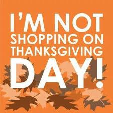 boycott thanksgiving green lifestyle changes