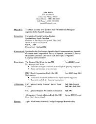 Resume Translator Sample Cover Letter Freelance Translator Docoments Ojazlink