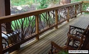 porch railing designs deck railing designs