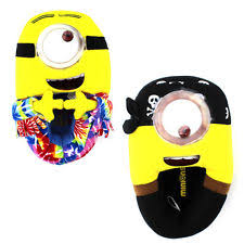 minion slippers ebay