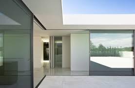 Atrium House by Fran Silvestre Valencia Vitrocsa Products Sliding Windows Www