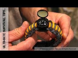 survival rope bracelet kit images Wow wazoo wearable survival kit 18 survival items bracelet jpg