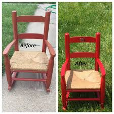 Kid Rocking Chair Diy Furniture Makeover Kids Rocking Chair Youtube