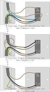 wiring diagrams two way switch circuit two switches one light 3