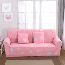 Pink Sofa Bed by Online Buy Wholesale Pink Sofa Cover From China Pink Sofa Cover