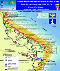 Map Of Punta Cana Faq