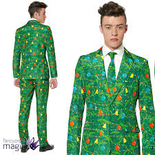 mens suitmeister festive novelty christmas fancy dress costume