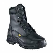 converse work men u0027s boots slip resistant high top black c6880