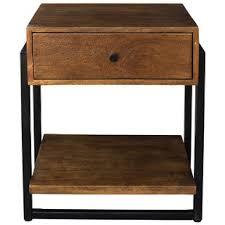 mango wood end u0026 side tables you u0027ll love wayfair