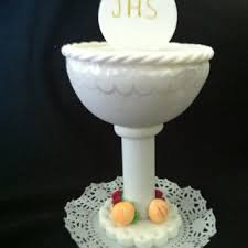 Decoration For First Communion First Communion Cake Topper Baptism Cake From Party Favors Miami