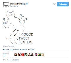 Meme Throws Table - your guide to advanced twitter punctuation