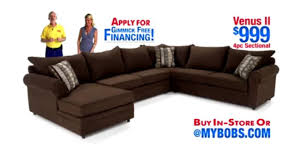 Sectional Sofas Bobs by Decor Outstanding Bobs Furniture The Pit In Brown Microfiber