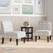 Chair For Living Room Cheap Set Of 2 Accent Chairs Wayfair